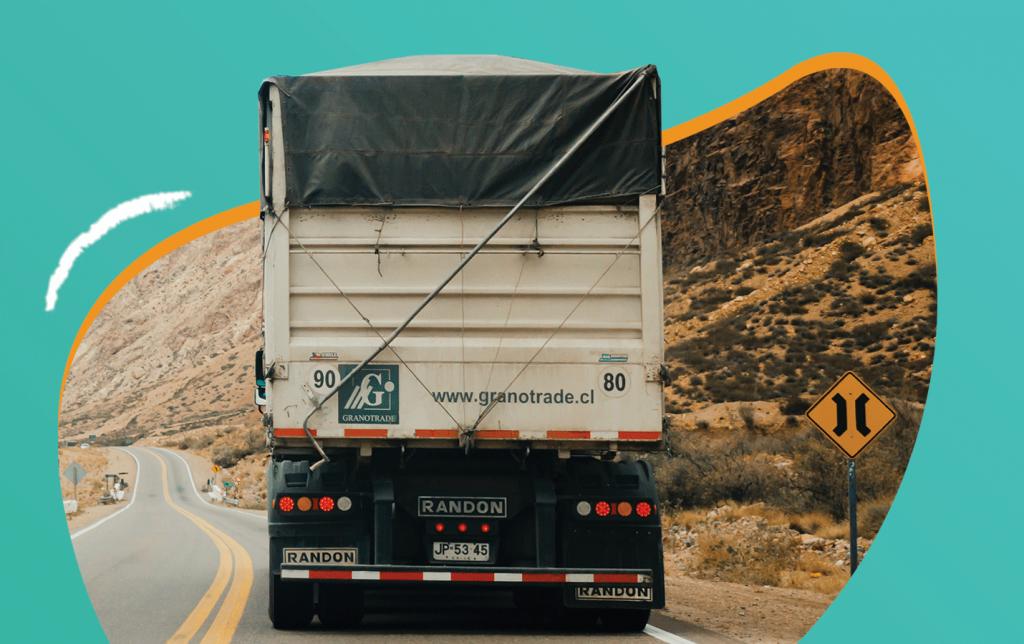 freight truck - logistics solutions