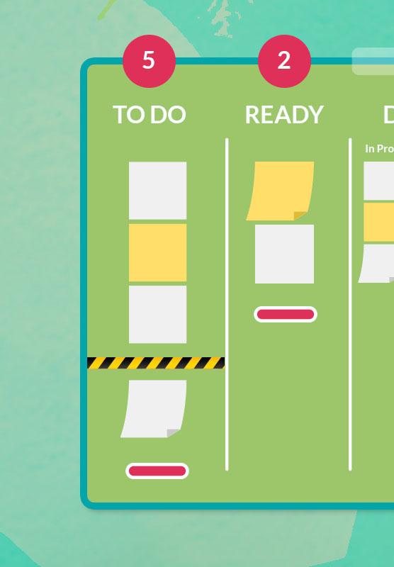 no predefined planning - agile methodologies