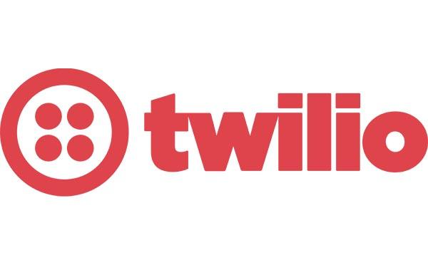 Twilio logo - Movanos integration partner