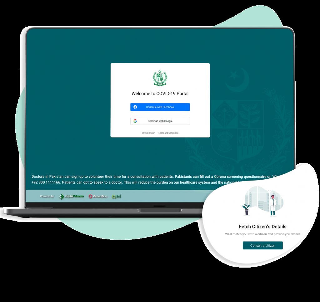 Pakistan Telehealth Portal case study